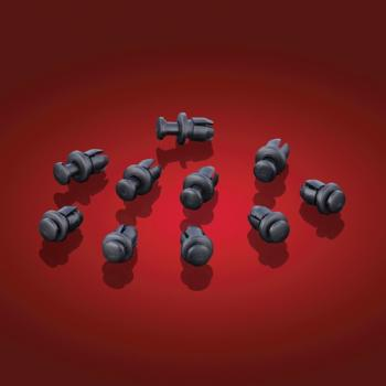 BBP 3-106 Low Profile Reusable Rivets GL1800