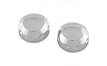 AD 45-1403 Chrome Radio Knobs GL 1800