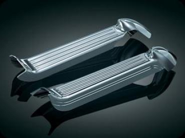 K 3747 Chrome Handlebar Top Covers for GL 1800