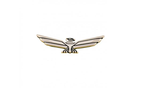 AD 091-6211A4G Eagle Emblem gold