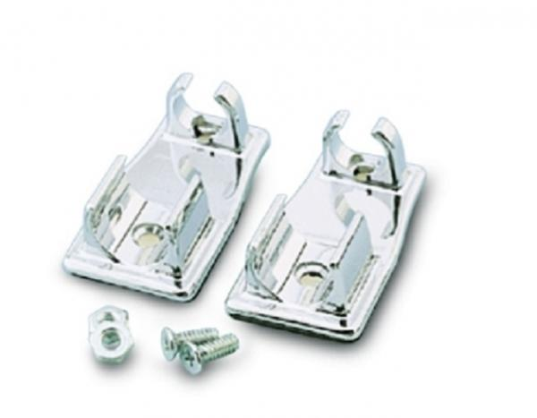 BBP 2-494 ABS Cord Clip chrome long for GL 1500