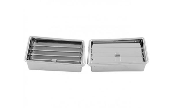 AD 45-1256 Chrome Lower Air Vent Accent GL1800