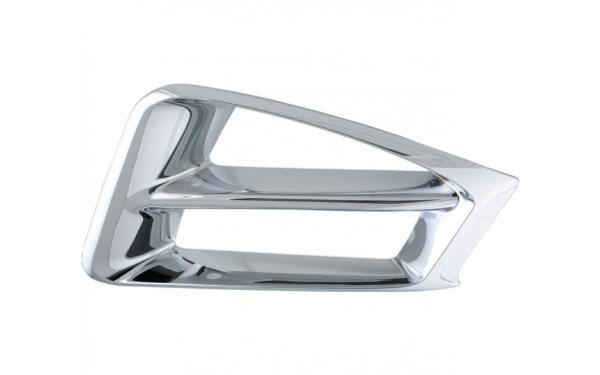 AD 45-1696 Chrome Air Intake Accent GL 1800