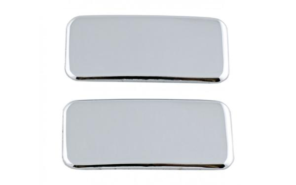 AD 45-1847 Rear Pouch Door Accents Chrome GL1800