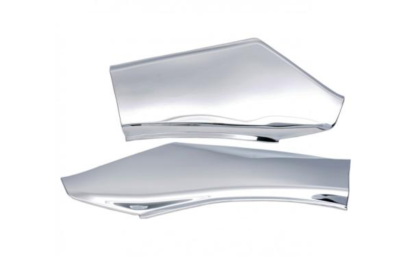 AD 45-8731  rear side covers chrome GL 1500