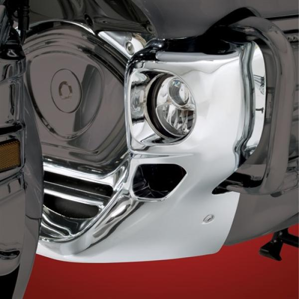 BBP 52-608 Chrome Lower Front Cowl for GL 1800